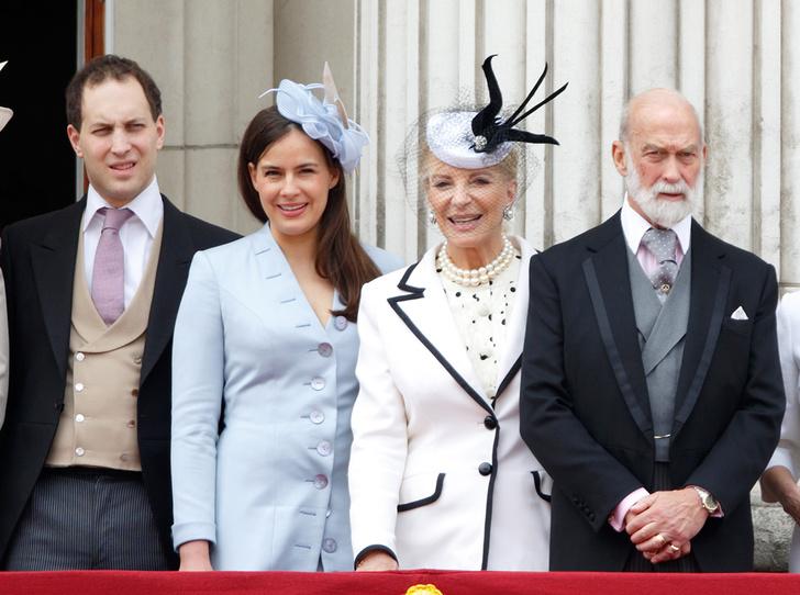 Фото №5 - Еще одна из рода Виндзоров: тетя принца Джорджа стала его одноклассницей