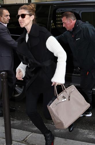 Фото №13 - Клуб по интересам: знаменитые поклонницы сумок Birkin