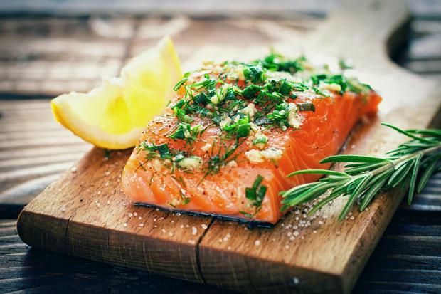 Диетические рыбные блюда
