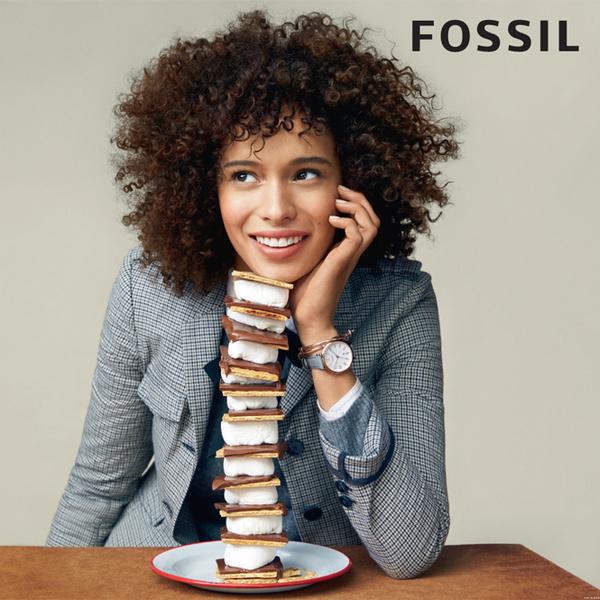 Фото №22 - Часы мечты: новые модели Fossil