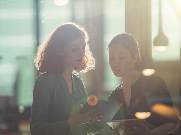 Фото №4 - Почему брак и деловое партнерство – это одно и то же (и как опыт семейной жизни может помочь в бизнесе)