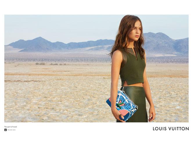 Фото №8 - Дух путешествий: Мишель Уильямс в рекламе Louis Vuitton