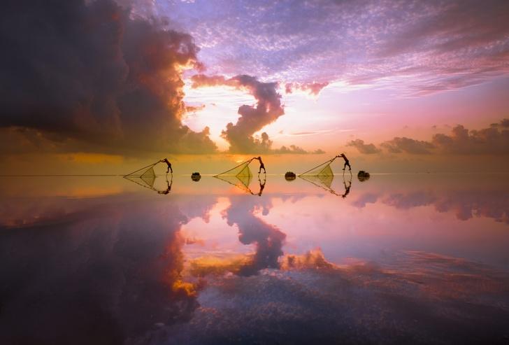 Фото №1 - Рыбаки
