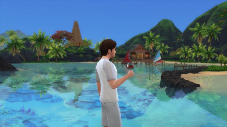 Фото №2 - Play Time: Самые интересные моды 18+ для The Sims 4
