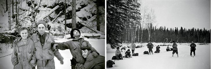 Фото №3 - « Это было настоящее выживание хорошо подготовленной группы...»