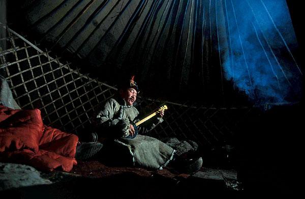 Фото №8 - Духи тайги: как живут оленеводы Тувы