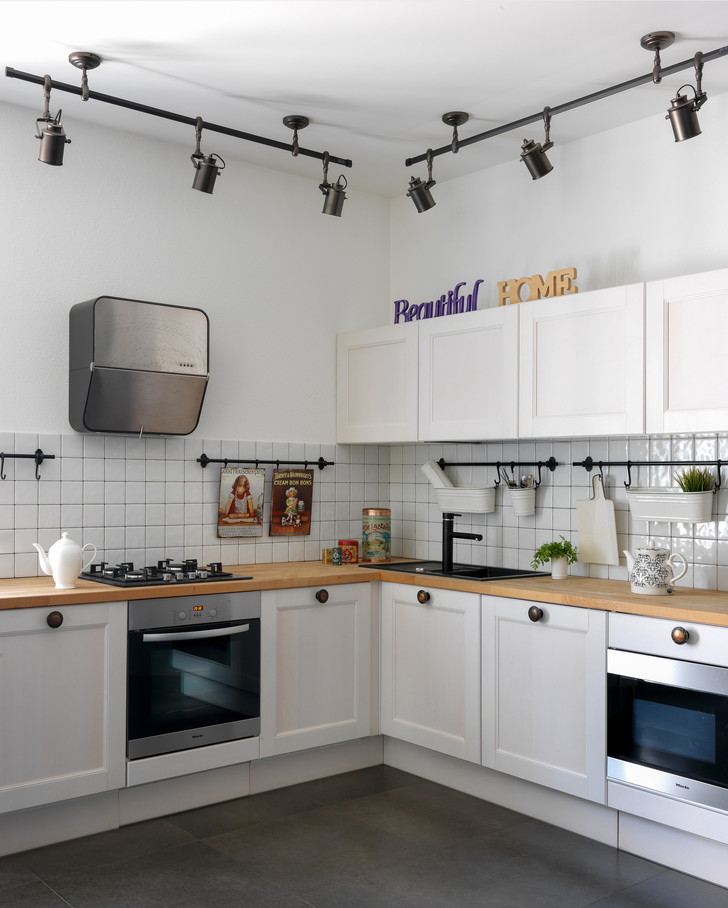 Фото №7 - Тренды 2020: кухня в винтажном стиле