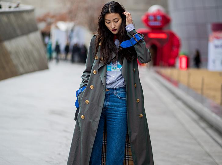 Фото №1 - 5 причин, почему тренч — самая модная верхняя одежда этой весны