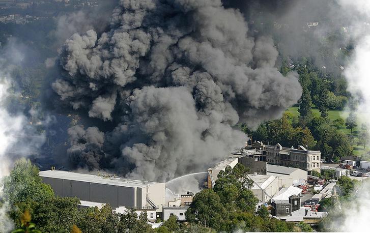 Фото №4 - Ого-гонь XXI века: еще 5 великих пожаров наших дней