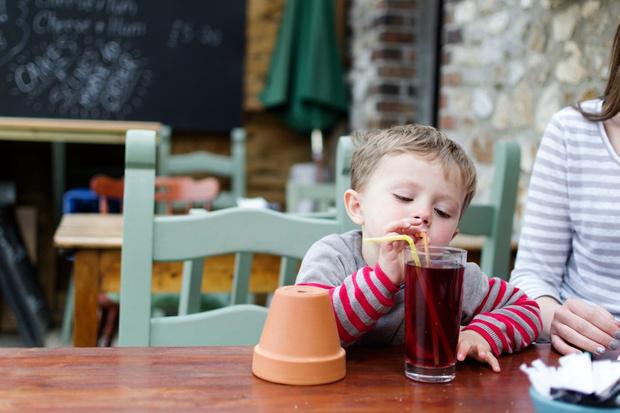 вред от газировки для детей