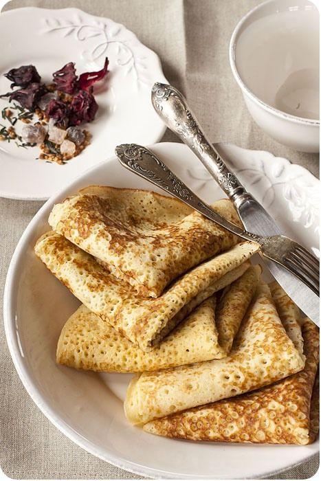 Фото №1 - Блинчики с корицей: рецепт самого вкусного завтрака