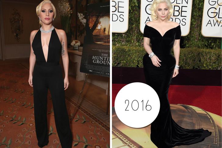 Эволюция стиля Леди Гаги: 2016 год