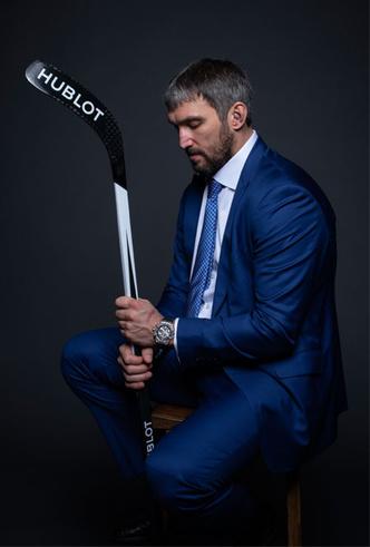 Фото №5 - Хоккеист Александр Овечкин стал другом бренда Hublot