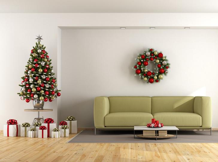 Фото №2 - Что говорит о вас ваша новогодняя елка?