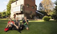 Три спальни и гримерка: Диана Арбенина показала свой загородный дом