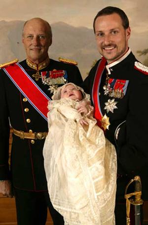 Фото №10 - Принцесса Ингрид Александра, наследница трона Норвегии: история в фотографиях