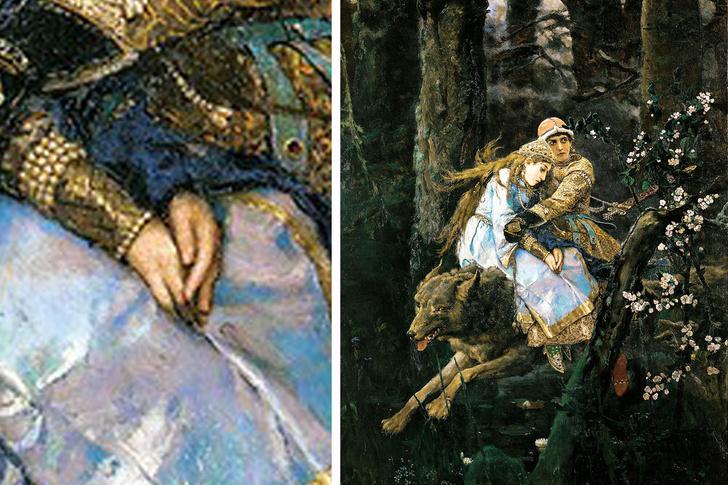 Фото №1 - Тест: угадай 12 знаменитых картин русских художников по фрагменту