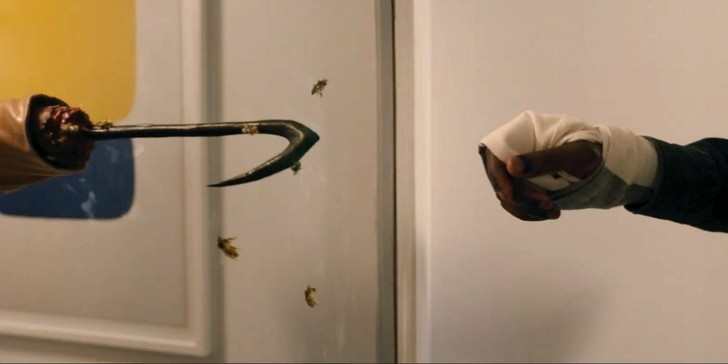 Фото №2 - Призвать «Кэндимена»: как посмотреть трейлер нового фильма ужасов 😲