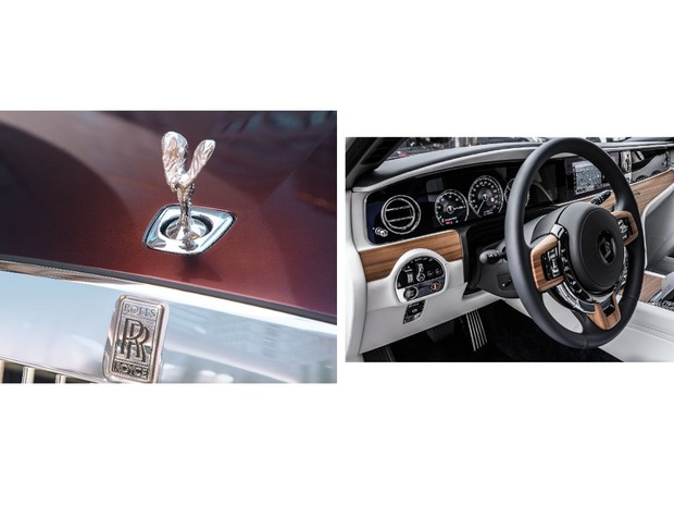 Фото №2 - Rolls-Royce Ghost: пространство, антивирус, 3D-технологии и… шампанское!