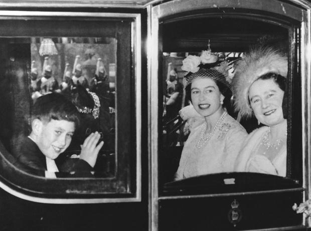 Фото №6 - Спустя годы: как одно решение принцессы Маргарет изменило жизни Уильяма и Гарри