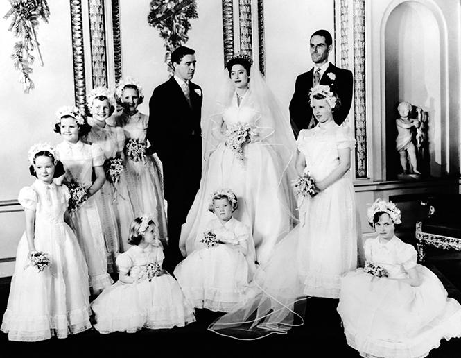 Фото №26 - Королевская свадьба #2: как выходила замуж «запасная» принцесса Маргарет