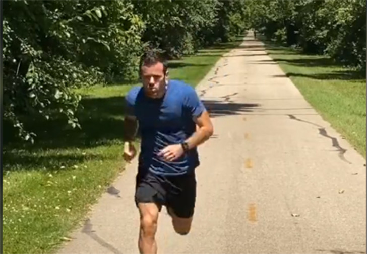 Фото №1 - Самые распространенные типажи бегунов в ироничном видео