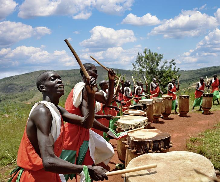 Фото №1 - Традиции: Праздник Кубандва в Бурунди