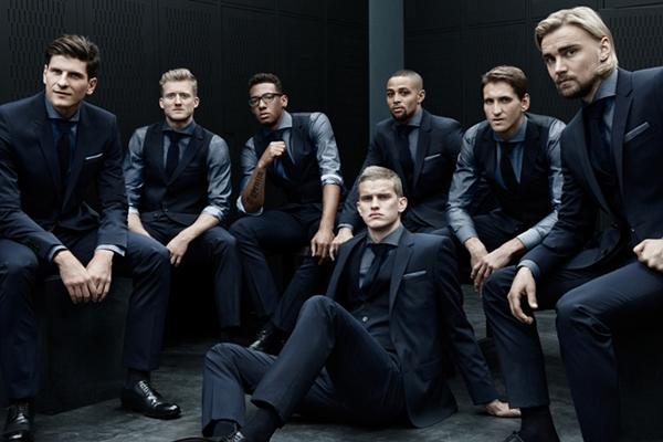 Фото №1 - Hugo Boss создал костюмы для сборной Германии