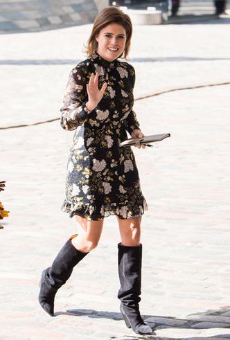 Фото №6 - Искусство провокации: как королевские модницы носят мини