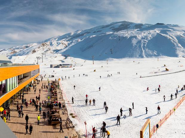 Фото №4 - Неизвестный Азербайджан: зимняя сказка у подножья горы Шахдаг