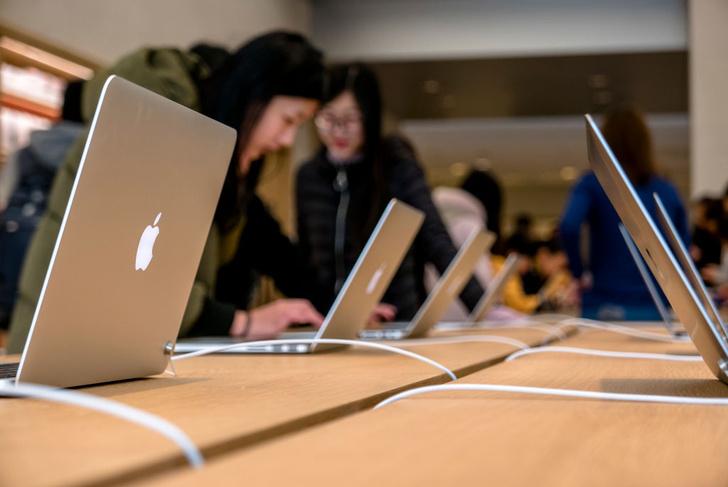 Фото №1 - Подсчитан средний срок службы устройств Apple