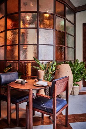 Фото №9 - Мексиканский ресторан в Лондоне по проекту A-nrd studio