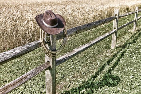 Фото №1 - 8 признаков настоящего ковбоя