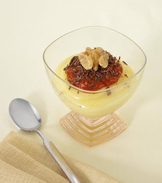 Фото №4 - Томатное счастье: 5 десертов с помидорами