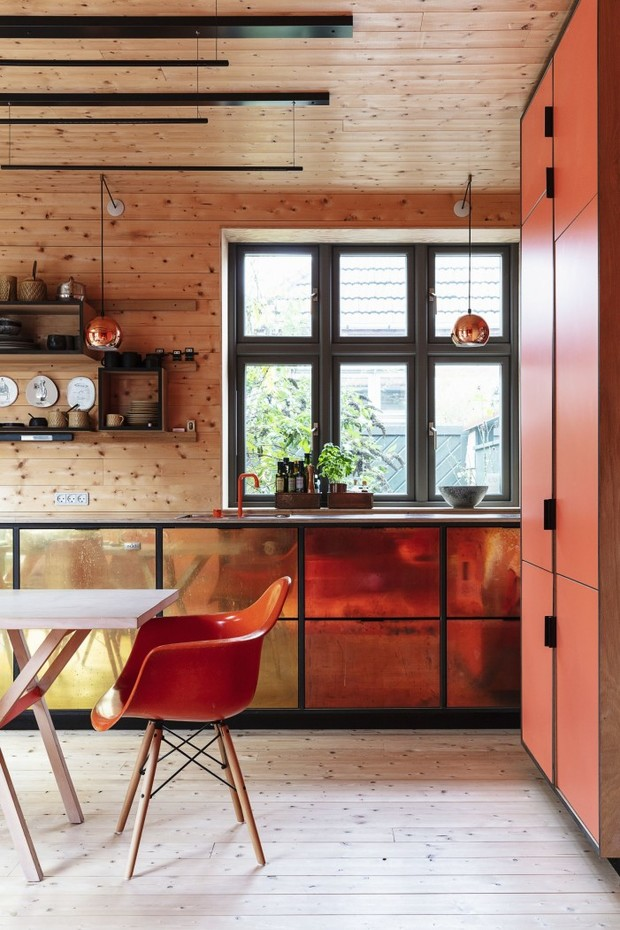 Фото №8 - Яркий дом в Копенгагене