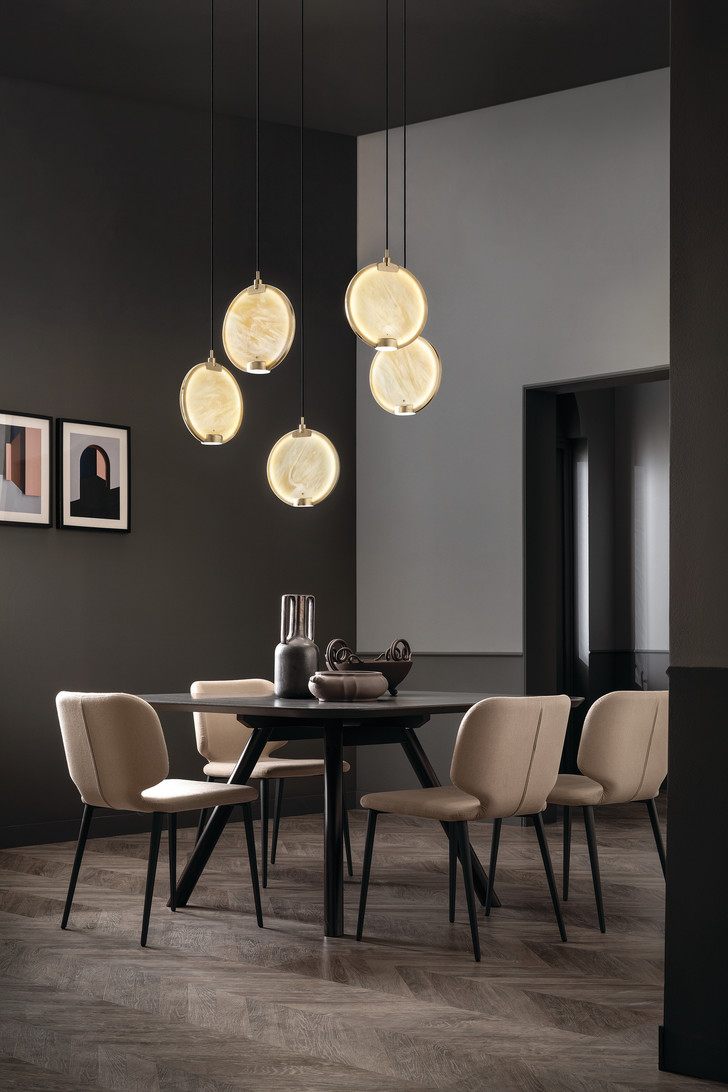 Фото №2 - Обновленный светильник Horo от Masiero