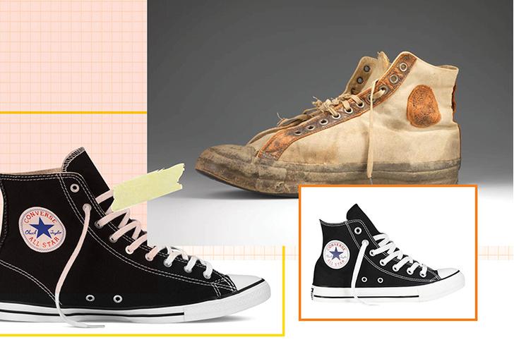 Фото №1 - Эволюция кроссовок