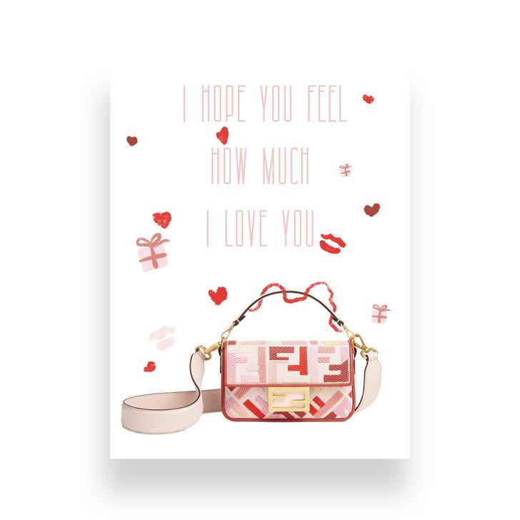 Фото №2 - Вместо «валентинки»: миниатюрные сумки, которые станут отличным подарком на 14 февраля