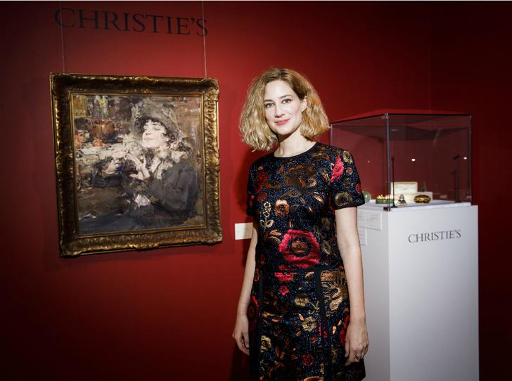 Фото №2 - Полвека искусства: самые яркие моменты в истории аукционного дома Christie's