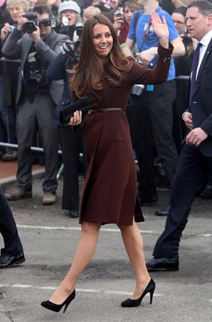 Фото №67 - Любимые бренды одежды герцогини Кембриджской
