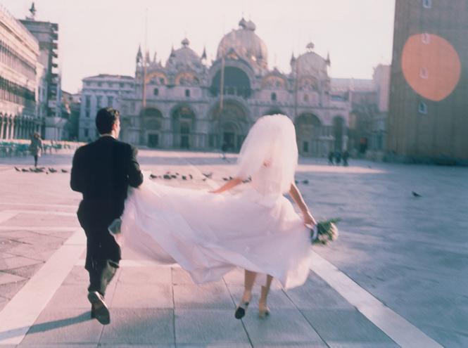 Фото №4 - Как в первый раз: сколько раз девушки готовы выходить замуж