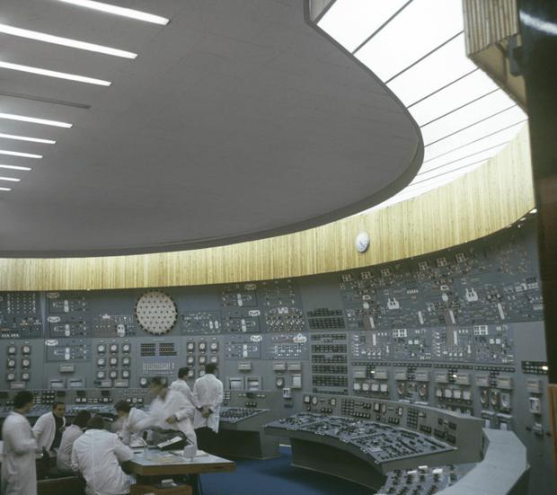 Фото №13 - Советские центры управления электростанциями: 16 фото для созерцания