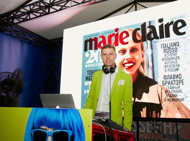 Фото №27 - Летняя вечеринка для блогеров и digital-сообщества  Marie Claire Blogger Party