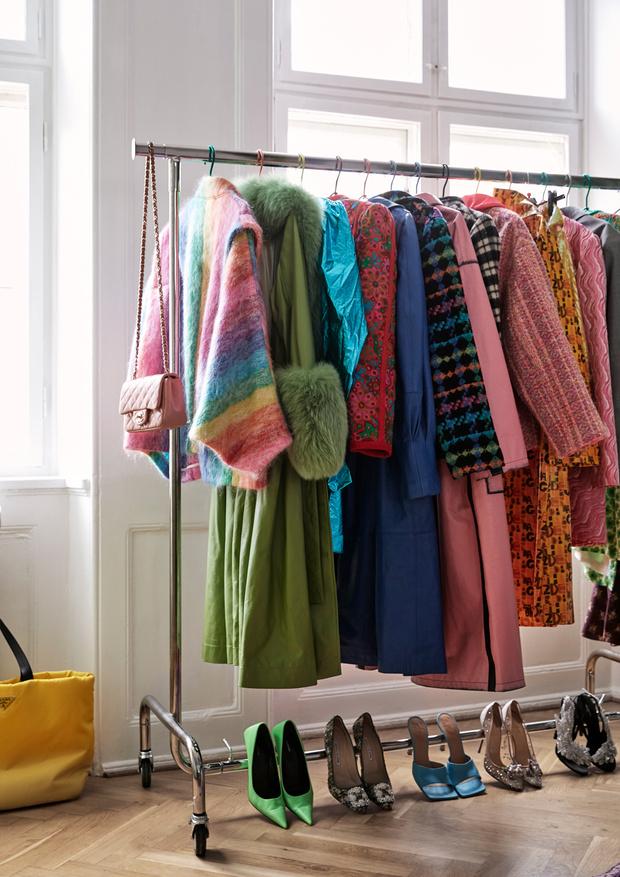 Фото №1 - Квартира модного стилиста Эмили Синдлев в Копенгагене