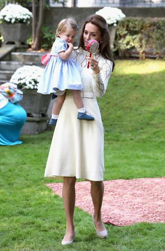Фото №6 - Принцесса Шарлотта на своем первом светском мероприятии в Канаде