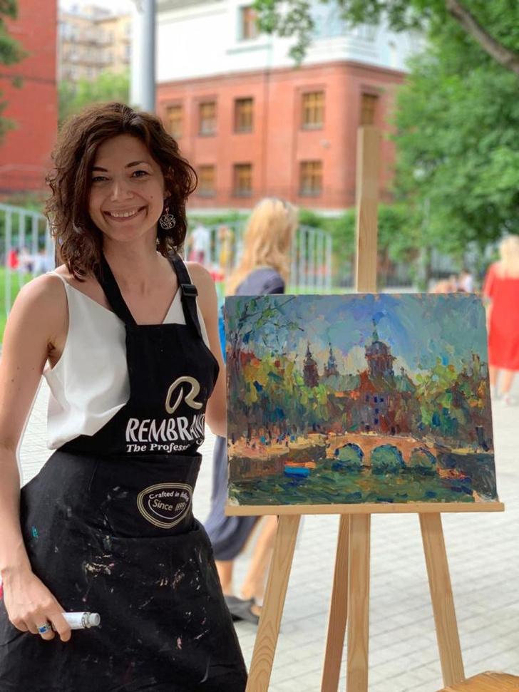 Фото №6 - В саду «Эрмитаж» прошел арт-фестиваль «КругАРТсветка»