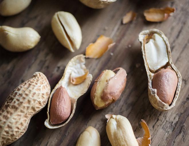 как сделать арахисовую пасту