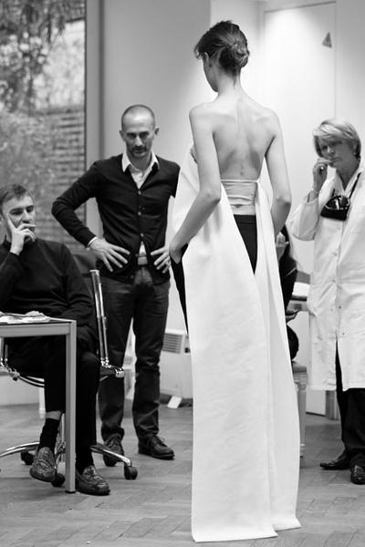 Фото №1 - Раф Симонс о будущем Haute Couture