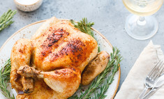 Идеальная курица с хрустящей корочкой: рецепт Джейми Оливера
