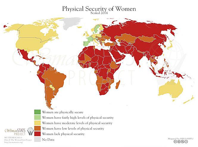 Фото №2 - Бьет – не значит любит: как работают законы о домашнем насилии в разных странах (и почему в России такого нет)